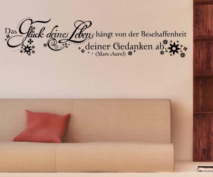 spr che und zitate gl cklich sein spr che und zitate. Black Bedroom Furniture Sets. Home Design Ideas