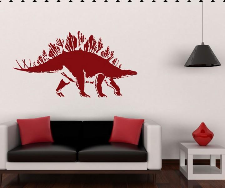 Wandtattoo dinosaurier pflanzenfresser tier sticker - Wandtattoo dinosaurier ...