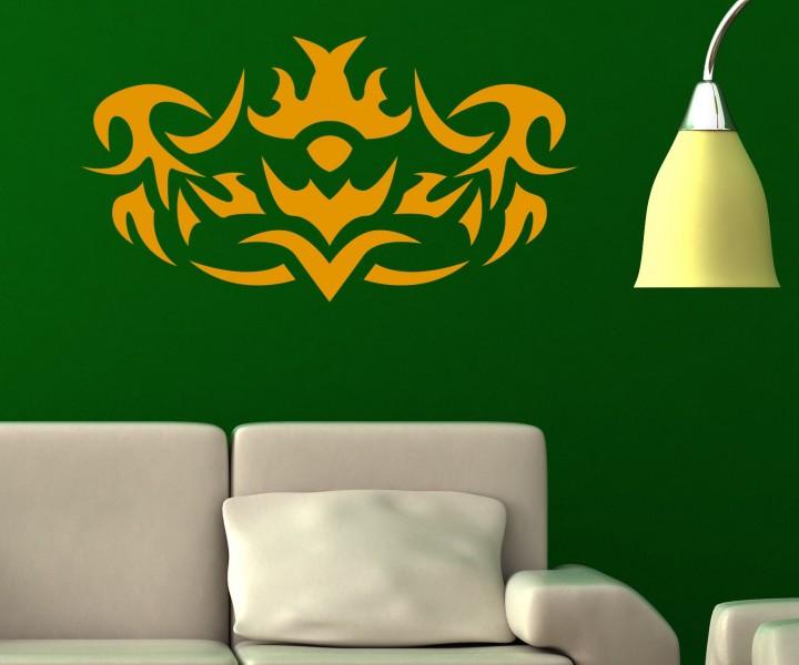 wandtattoo krone tattoos. Black Bedroom Furniture Sets. Home Design Ideas