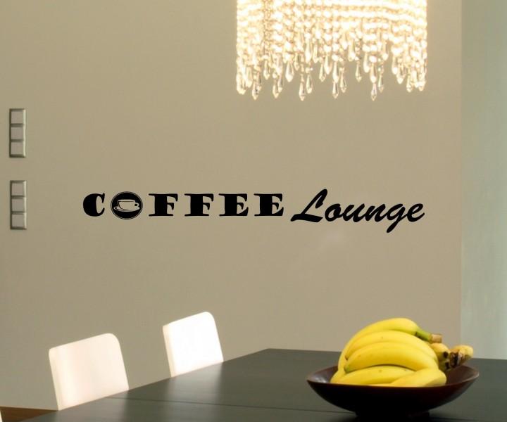 wandtattoo coffee lounge k che dekoration wand sticker wandbild aufkleber 5q610 wandtattoos. Black Bedroom Furniture Sets. Home Design Ideas